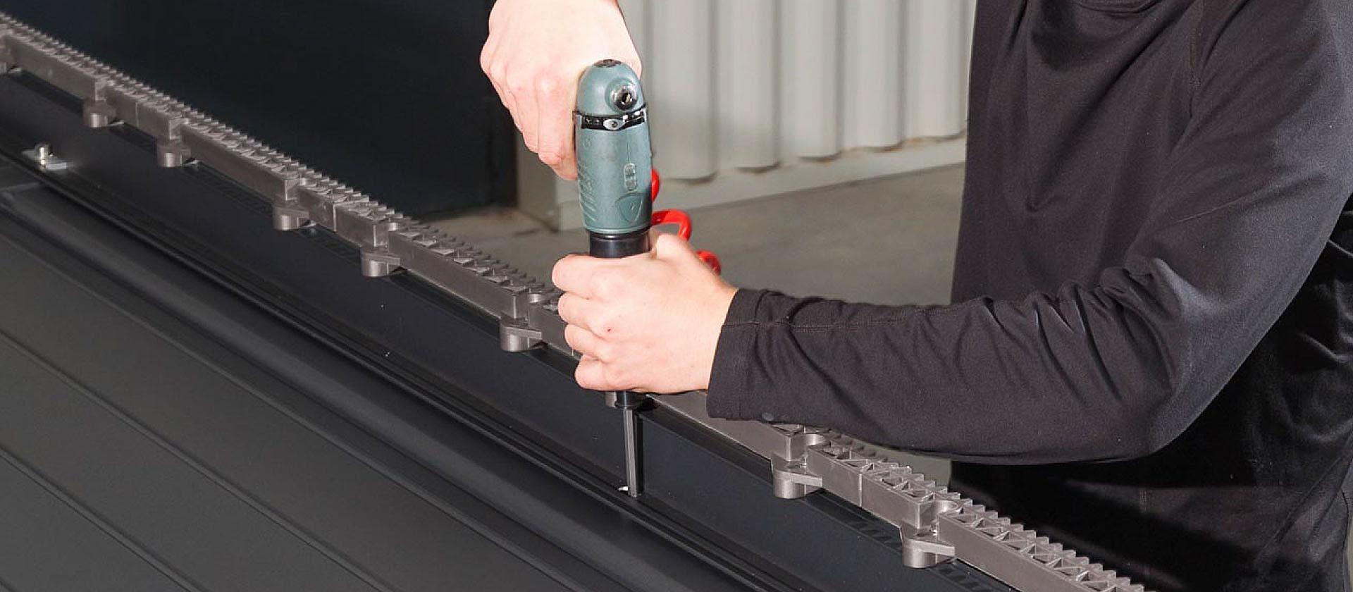 Nos portails alu sont fabriqués en France dans nos ateliers