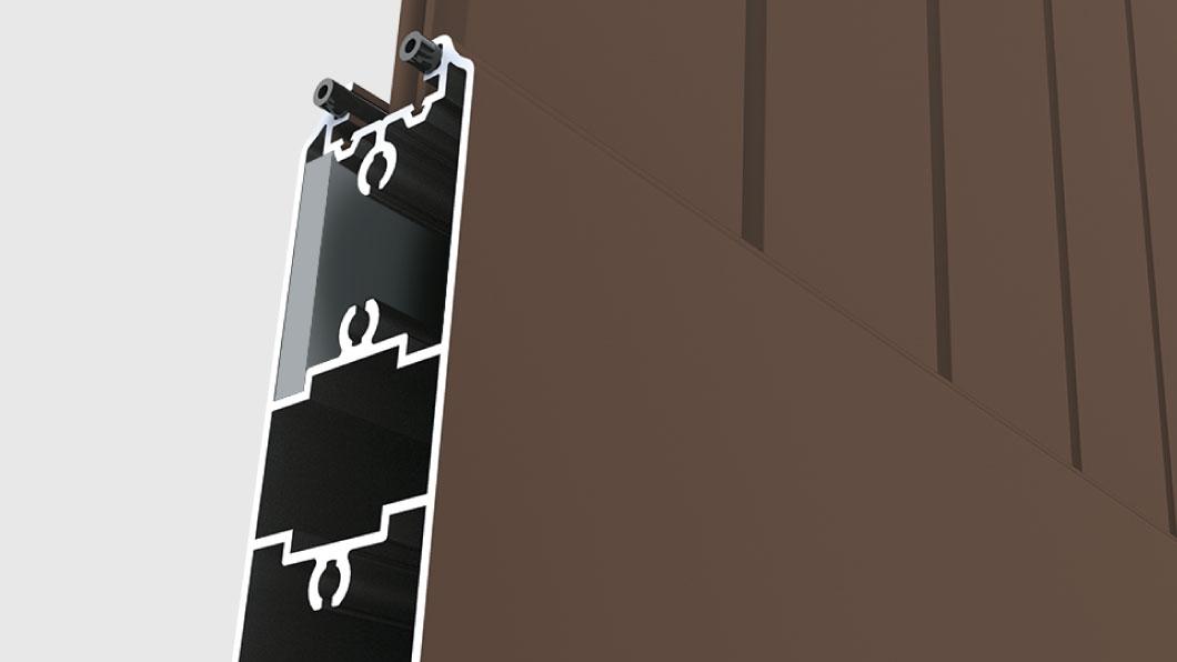 Fabrication de qualité de nos lames aluminium