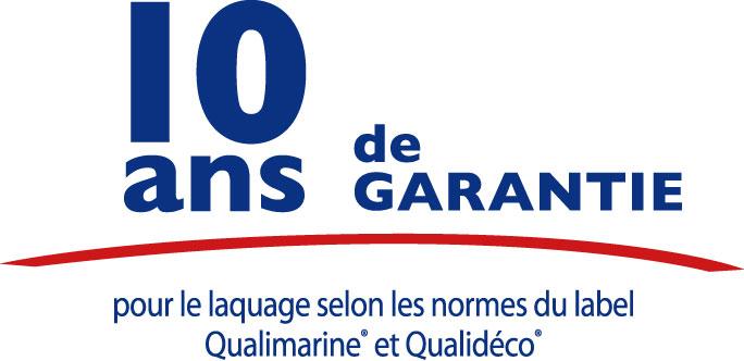 Le laquage est garanti fabrication française